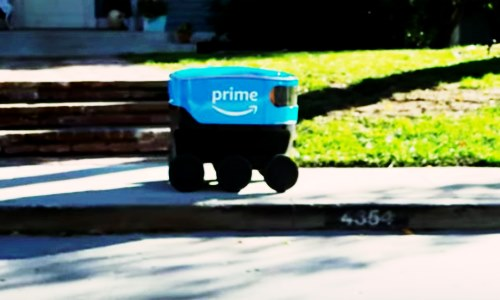 Amazon deploys robot 'Scout' to deliver packages